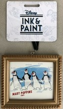 Disney Parks Ink And Paint Collection Mary Poppins Penguins Ornament New - $17.95