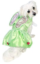 Rubie's Official Tinkerbell Dog Costume - Medium, Green #fec - $25.29