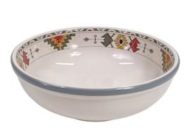 "Vintage Studio Nova ""TiIMBERLINE"" 8"" Pasta Bowl Discontinued Pattern Y2318 - $9.79"