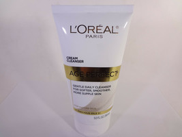 L'Oreal Cream Cleanser Age Perfect for Mature Skin 5.0 fl oz (150ml) {HB-L} - $10.40