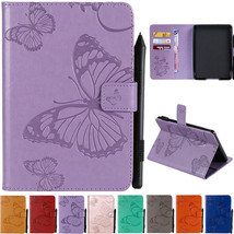 For New Kindle Paperwhite 10th Gen 2018 Flip Leather Wallet Card Slot Ca... - $71.38