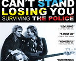 CANT STAND LOSING YOU-SURVIVING THE POLICE (BLU RAY) Blu-Ray - (Brand New)