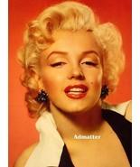 Marilyn Monroe Pin-up Very Sexy Bedroom Eyes Photo! - $7.53