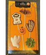 Wilton Halloween Candy Making Kit Molds Ghost Bat Spider - $4.99