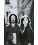 "The Civil Wars Musical: Joy Williams, Paul White' 11"" X 17"" Promo Poster... - $8.95"