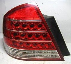 6T5Z-13405-AA Mercury MONTEGO (05-07) tail light LED rear lamp lens LEFT... - $194.23