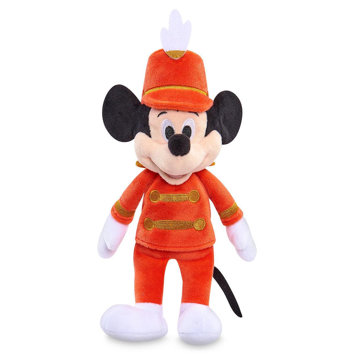 Disney Mickey The True Original Plush Set Mickey Through the Years Small New