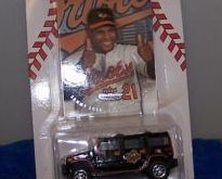 Primary image for MLB Baltimore Orioles Sammy Sosa Trading Card W/ Hummer