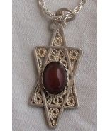 Antique red David Star - $27.00