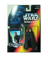 Star Wars POTF Jedi Knight Luke Skywalker (red card) - $9.99