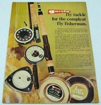 1972 Print Ad Garcia Mitchell Fly Fishing Reels Teaneck,NJ - $10.43
