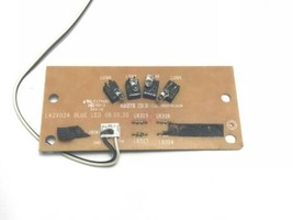 L42X02A E174651 LED Board with Connecting Cable - $9.89