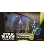Star Wars POTF Jabba the Hutt's Dancers -- 3 Pack Cinema Scene - $15.99