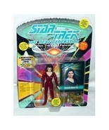 Star Trek The Next Generation Counselor Deanna Troy action figure - $9.99