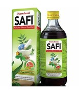 Hamdard Safi Syrup 500ml FDA APPROVED Herbal For Blood Purifier Acne Tre... - $22.00