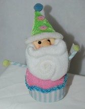 Sterling 18911068 Santa Snowman Reindeer Clown Christmas Ornament Set image 2