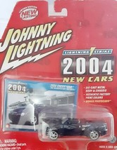 Johnny Lightning 2004 New Cars 2005 Chevy SSR White Wheels & Base Hard to Find - $17.77