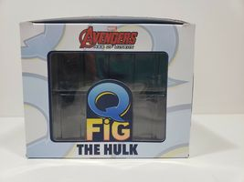 The Hulk QMX Q Fig, Marvel Avengers Age of Ultron, New Open box image 4