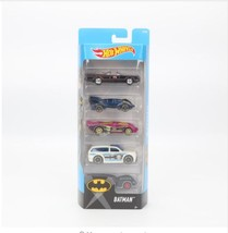 "Original 5pcs/box Hotwheels ""BATMAN"" Mini Car Collection Model Toys 1:64... - $19.99"