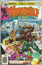 Werewolf By Night Comic Book #39 Marvel Comics 1976 VERY FINE - $13.54