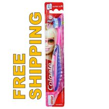 Colgate Barbie Extra Soft Kids Toothbrush (5+) with tongue cleaner - $4.00