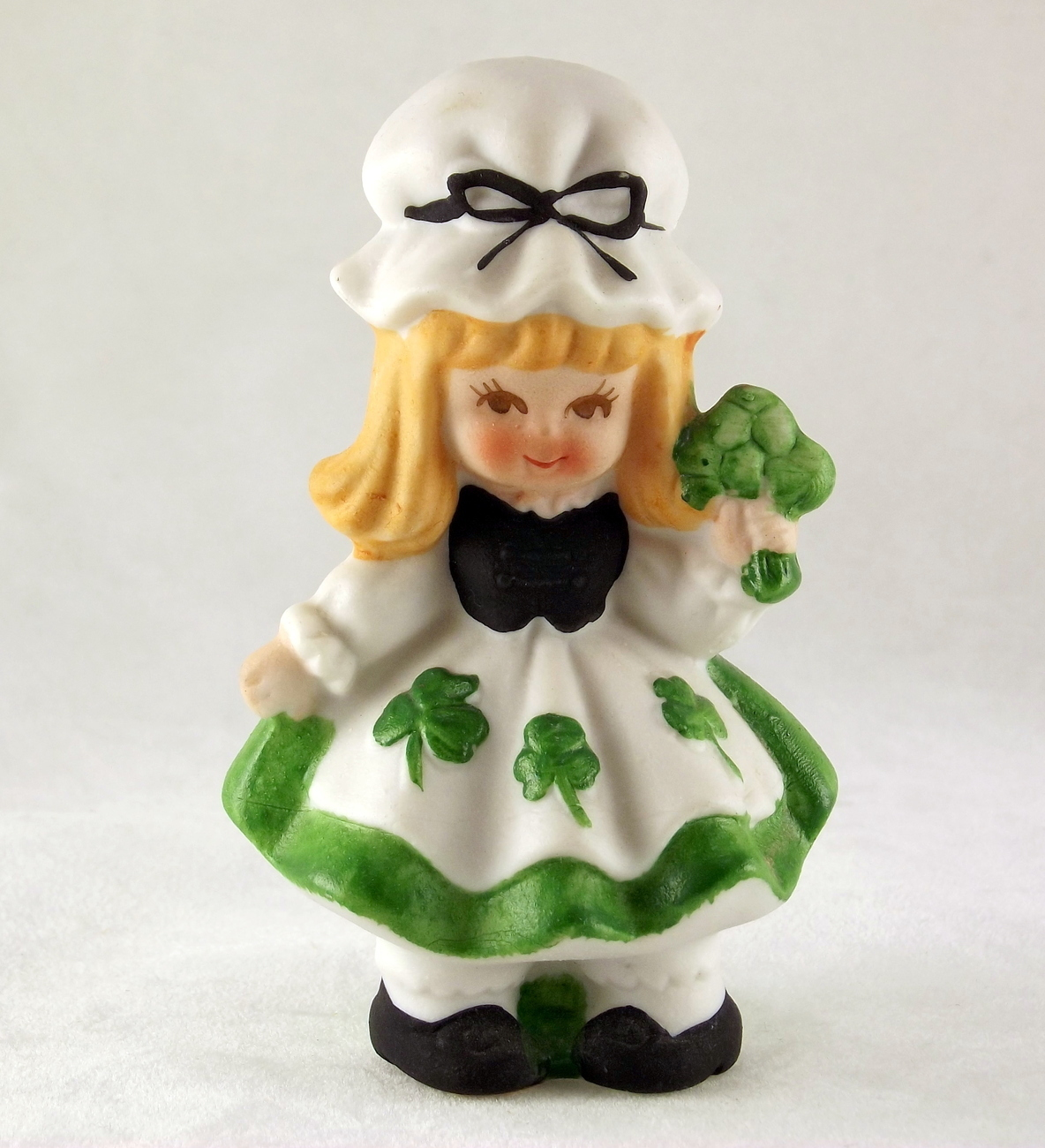 Lefton irish girl figurine 5