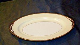 Noritake China Japan Goldora 882 Serving Platter  AA20-2139 Vintage image 8