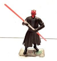 Star Wars Darth Maul Light Saber Comm Tech Chip 3 3/4 inch figure - $9.99