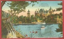 Thousand Islands Boldt Estate St Lawrence Postcard BJs - $6.00