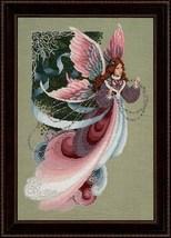 Fairy Dreams cross stitch Lavendar & Lace Marilyn Leavitt-Imblum - $12.60