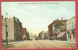 WINDSOR ONTARIO Ouellette Ave Canada Postcard BJs - $7.75
