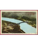 PT EDWARD SARNIA ONTARIO Blue Water Bridge Pt H... - $7.00
