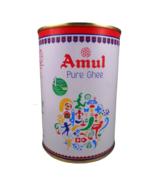 Amul PURE Ghee 1kg / 2.2lb / 33.8FL oz. Cooking Oil Healthy  USA SELLER - $22.00+