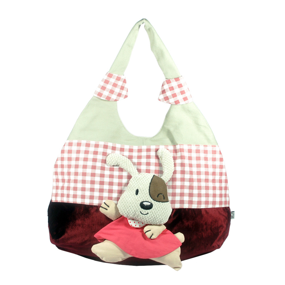 Primary image for [Naughty Rabbit] Cotton Canvas Shoulder Bag Swingpack