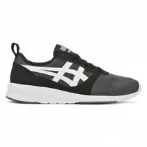 Asics Hombre Lyte Footing Running Zapatos Zapatillas Hn7z2-9001 Negro/Blanco - $62.66