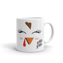 New Mug - Gobble Gobble Turkey Thanksgiving Mug - £8.52 GBP+