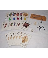 Clue Classic Detective Game Replacement Parts Token Cards Weapons Pieces... - $19.79