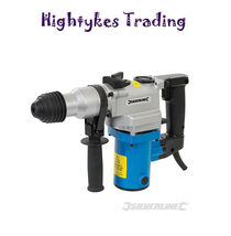 silverline 850w SDS & 13mm chuck plus Hammer Drill impact electric corded - $66.15