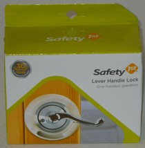 Safety 1st Lever Handle Lock for French Doors One Hand Use - $13.00