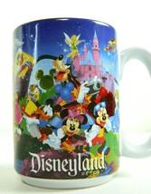 Disneyland Resort 3D Character Coffee Mug Tea Cup GRANDMOM Disney Parks EUC - $24.70