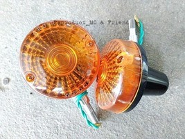 Suzuki TS100 TS125 GP100 GP125 Front Turn Signal Winker Flasher 6V. L/R New - $9.79