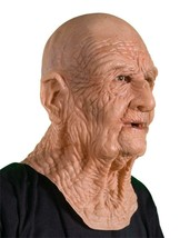 DOA Mask Supersoft Dead On Arrival Bald Wrinkles Halloween Costume Party... - $103.40 CAD