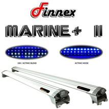 "Finnex Marine + II 24 "" Eau Salée LED Lumière D'Aquarium 10,000K AL-M24DB - $81.08"
