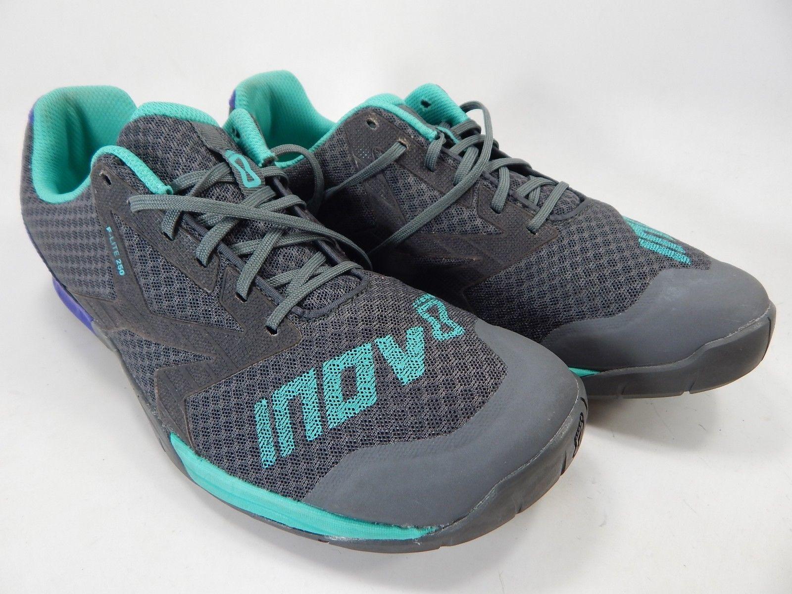 Inov-8 F-Lite 250 Size US 10 M (B) EU 41.5 Women's Cross Fit Running Shoes