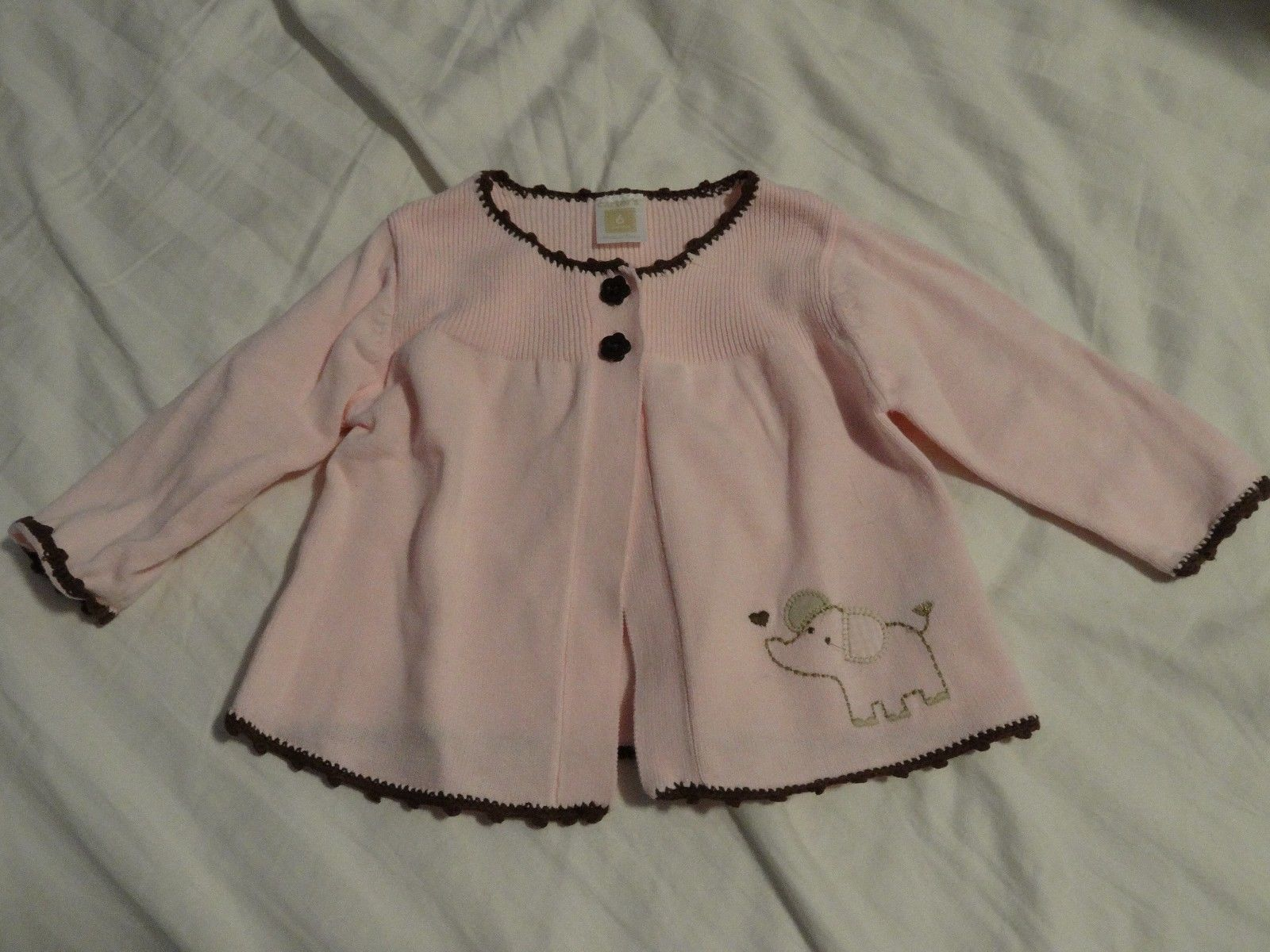 9dbd65126 Carters Baby Girls Cardigan Sweater Pink w  and similar items