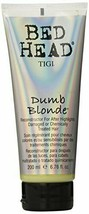 TIGI Bed Head Dumb Blonde Conditioner 6.76oz NEW - $16.82