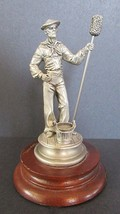Chilmark Pewter Seaman CSS Alabama Francis Barnum 1995 Edition Signed 216 - $83.00