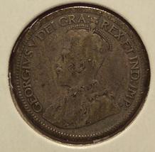 KM#23A 1930 Silver Canadian Dime #0269 - $4.99