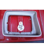 78-79 Ford F series Left Rectangular Head Light bezel  Assembly Plastic - $21.20