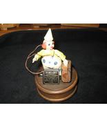 New York New York Anri Music Box  Toriart  Label - $45.00